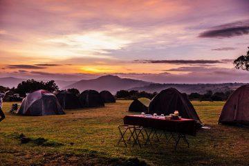 4-Day Ngorongoro, Serengeti & Tarangire NP Budget Tour